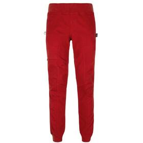 Nihil Lemur - Pantalon long Femme - rouge